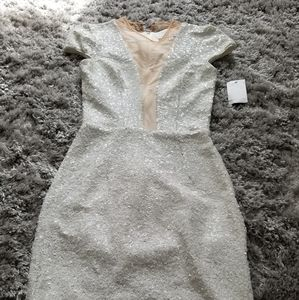 Dress the Population KYLIE size small white dress